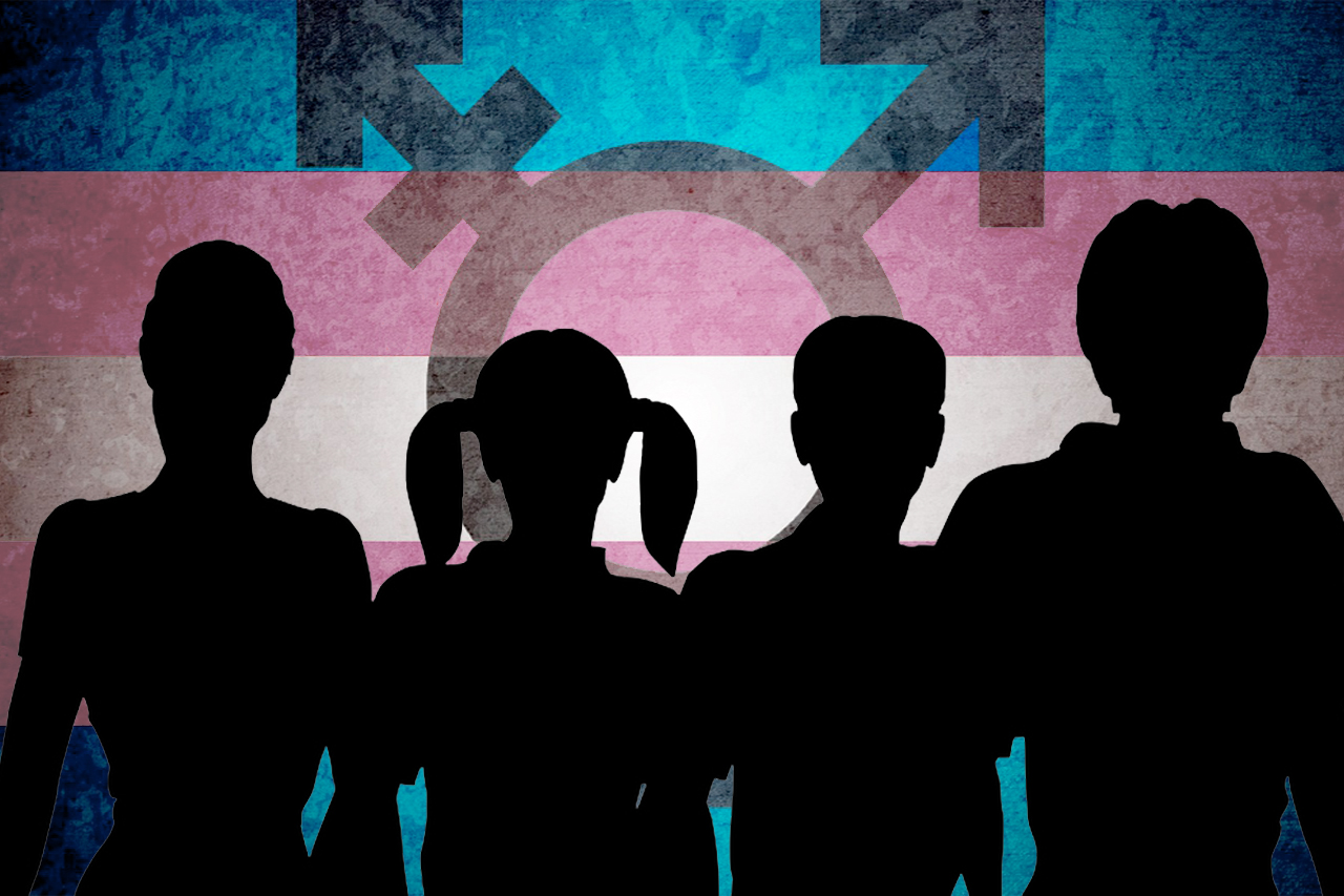 The evolution of my family photo transgender universe outline of a family over a transgender flag with a transgender symbol reminiscing with buycottarizona Image collections