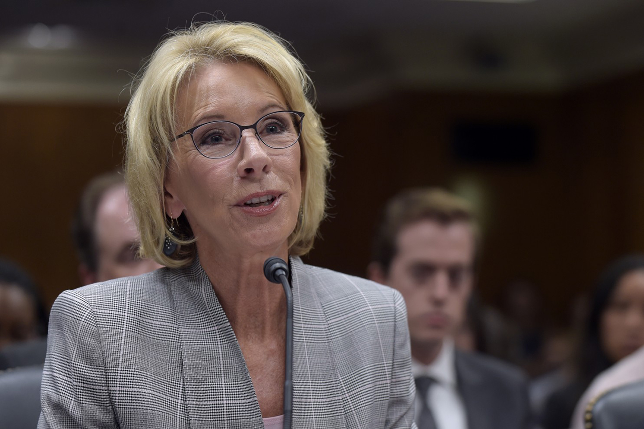 Education Department Civil Rights >> Education Department Issues Guidance Memo On Civil Rights Of